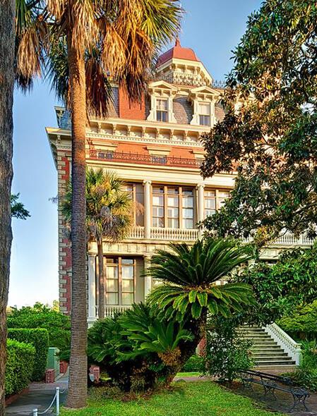 Wentworth-Mansion-Charleston-Outside